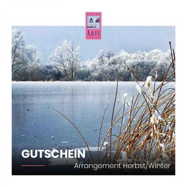 Gutschein Herbst-Winter-Arrangement 1 Hotel ARTE Schwerin